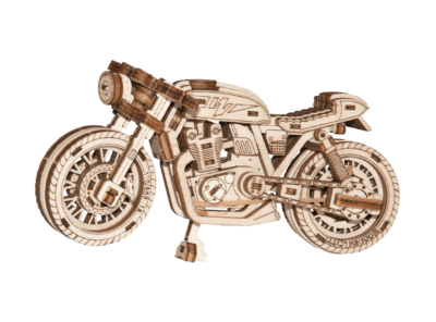 Cafe Racer Puzzle 3d Motor 1